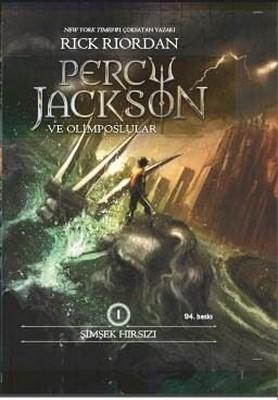Percy Jackson ve Olimposlular - Şimşek Hırsızı
