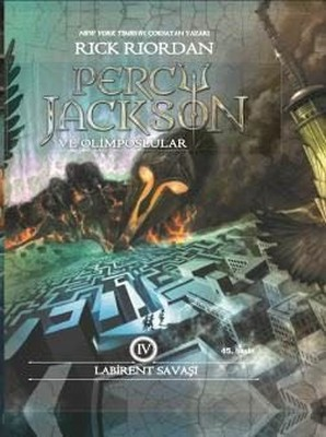 Percy Jackson ve Olimposlular - Labirent Savaşı