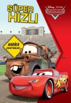 Disney Arabalar Süper Hızlı