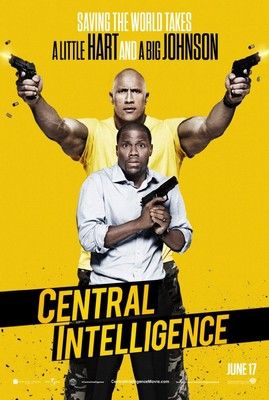 Central Intelligence - Merkezi İstihbarat