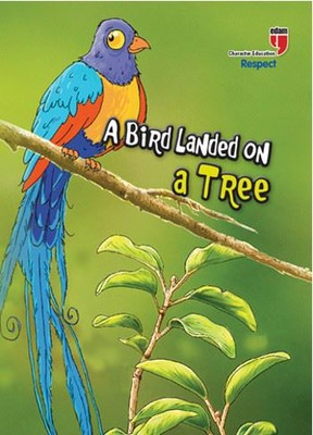 A Bird Landed On A Tree-Respect
