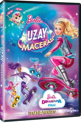Barbie: Star Light Adventure - Barbıe: Uzay Macerası Dvd