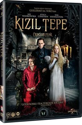 Crimson Peak - Kızıl Tepe Dvd