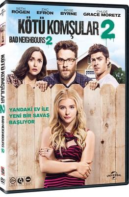 Bad Neighbours 2 - Kötü Komşular 2 Dvd