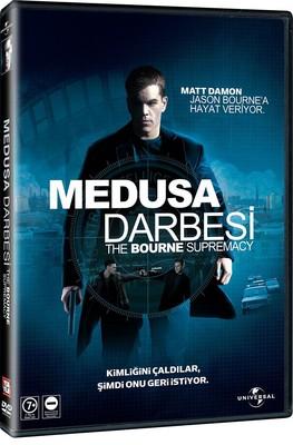 Bourne Supremacy - Medusa Darbesi Dvd