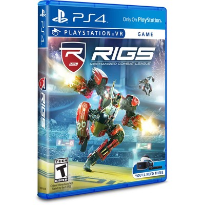 RIGS Mechanized Com League VR