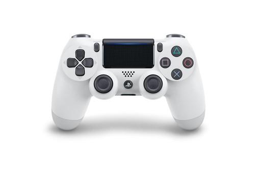 PS4 Dualshock Cont Glacier White (Beyaz) V2