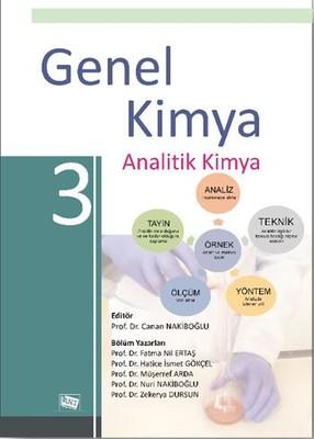 Genel Kimya 3 - Analitik Kimya