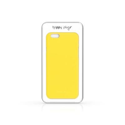 Happy Plugs Ultra Thin iPhone 6 Case - Yellow Kılıf h.p.8865