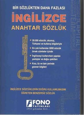 İngilizce Anahtar Sözlük