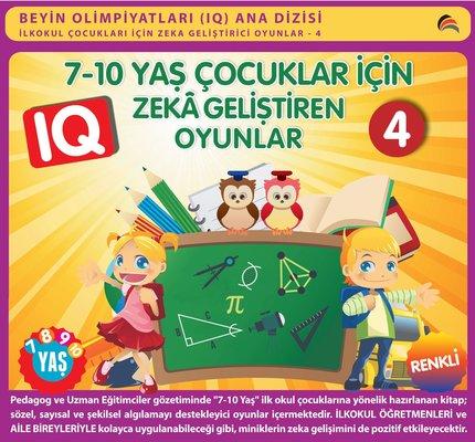 7 - 10 Yaş Çocuklar İçin Oyunlar 4