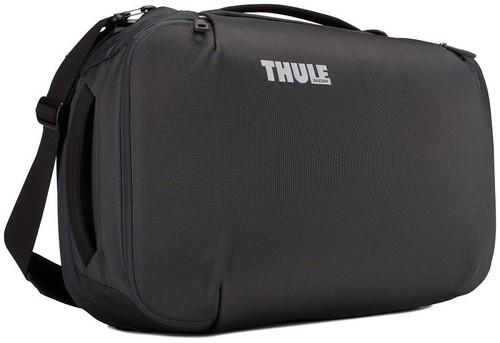 Thl. Sub., Duffel, 40L, Siyah