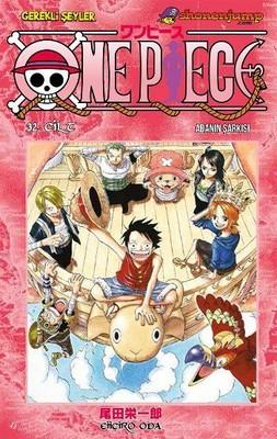 One Piece 32-Adanın Şarkısı