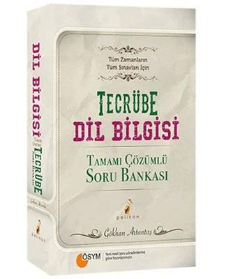 Tecrübe Dil Bilgisi Tamamı Çözümlü Soru Bankası