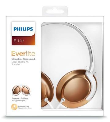 Philips SHL4805RG Flite Serisi Mikrofonlu Kafabantlı Kulaklık