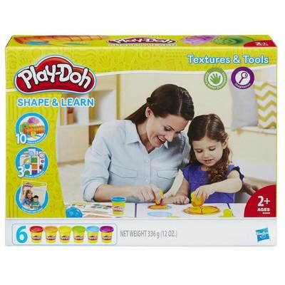 PlayDoh Oyun Hamuru Dokuları Öğreniyorum B3408