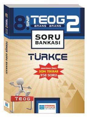 TEOG 2 8. Sınıf Türkçe Soru Bankası