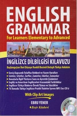 English Grammer-İngilizce Dilbilgisi Klavuzu