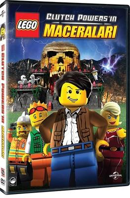 Lego: The Adventures Clutch Powers - Lego: Clutch Powers'ın Maceraları