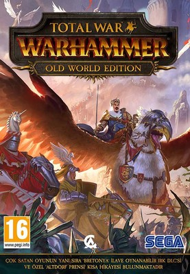 Total War Warhammer Old World E PC