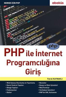 PHP İle İnternet Programcılığına Giriş