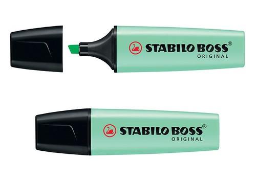 Stabilo Boss Original Pastel Fosforlu Kalem Yeşil