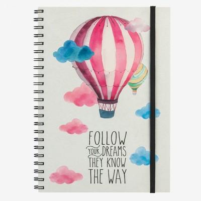 Notebook Defter A4 Follow YourDream