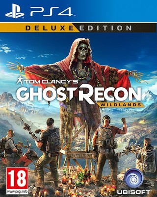 Tom Clancy'S Ghost Recon Wıldlands Deluxe Ps4