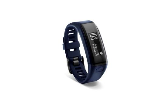 Garmin Vivosmart HR Aktivite Bilekliği Blue