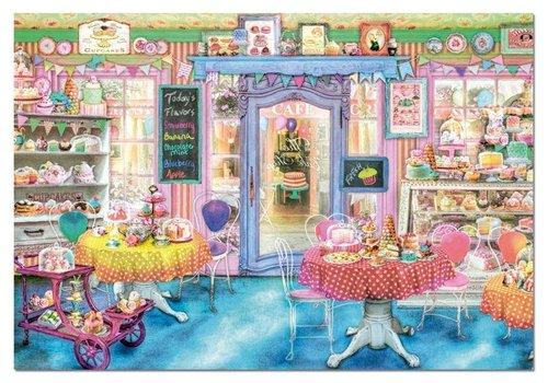 Educa 17104 Candy Shop 1000 Parça Puzzle