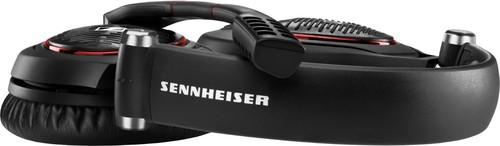 Sennheiser Game Zero Black Gaming Siyah Oyuncu Kulaküstü Kulaklık