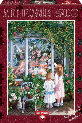 Art Puzzle 4169 Sevimli Dostlar 500 Parça Puzzle