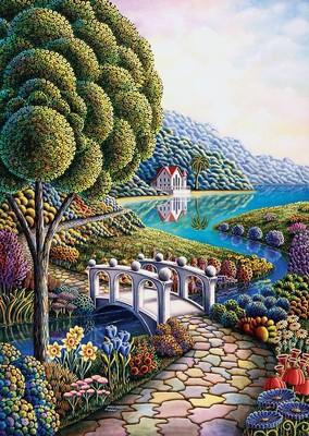 Art Puzzle Çiçek Rüyası 1000 Parça 4357