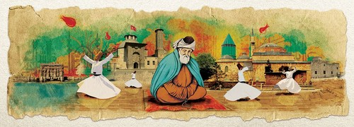 Art Puzzle Panorama Konya 1000 Parça 4479