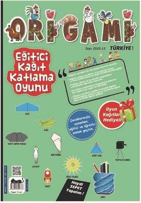 Orıgami Türkiye Dergisi - Mayıs 2020
