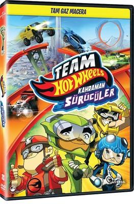 Team Hot Wheels: The Origin Of Awesome - Hot Wheels Takımı: Kahraman Sürücüler