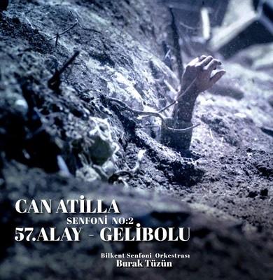 Symphony No: 2 - 57. Alay Gelibolu [LP]