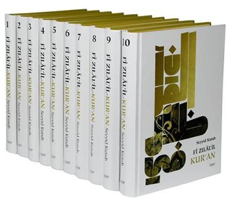 Fi Zılal'il Kur'an Tefsiri 10 Cilt Takım