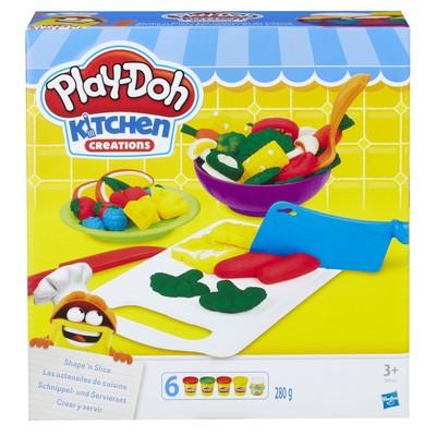 Play Doh Oyun Hamuru Şefin Mutfağı B9012