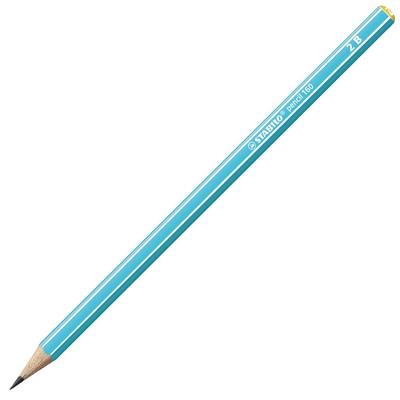 Stabilo Colorful Kurşun Kalem Mavi