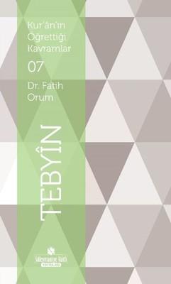 Tebyin-Kur'an'ın Öğrettiği Kavramlar