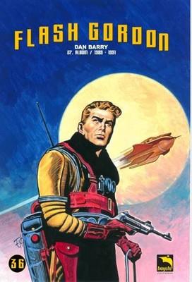 Flash Gordon Cilt 36