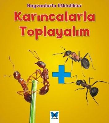 Karıncalarla Toplayalım-Hayvanlarla Etkinlikler