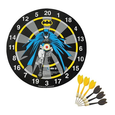 Warner Bros Batman Dart Set  1WBAK2017B