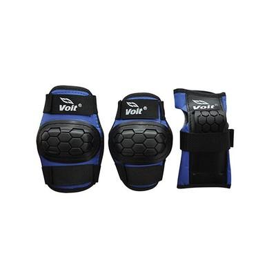 Voit Pr122 Koruyucu Set Medium Mavi-Siyah 1VTOYPR122/M-039