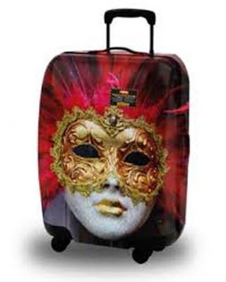 Mybag MaskeAkıllı Valiz Kılıfı