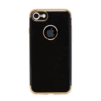 ttec Shine iPhone 7 Plus Siyah Altın Koruma Kapağı
