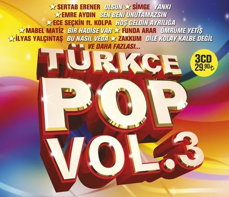 Türkçe Pop Hit Vol.3