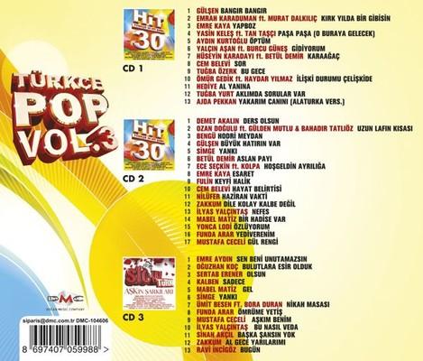 Türkçe Pop Hit Vol.3