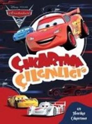 Disney Arabalar-Çıkartma Çılgınlığı